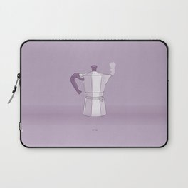 Coffee Maker Series - Moka Laptop Sleeve