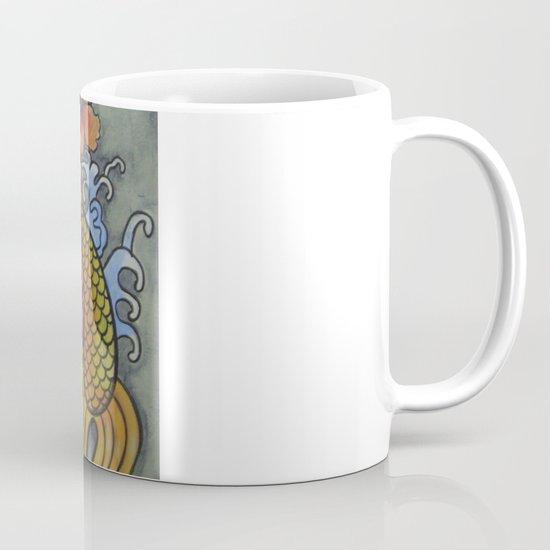 koi fish 02 Mug