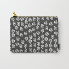 Grey Color Minimalist Abstract Art, Printable Art,Home Decor, Modern Art Carry-All Pouch