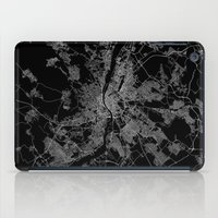 budapest iPad Cases featuring Budapest by Line Line Lines
