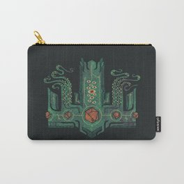 The Crown of Cthulhu Carry-All Pouch