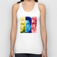 will ferrell Tank Tops featuring Zoo Pop by victorygarlic