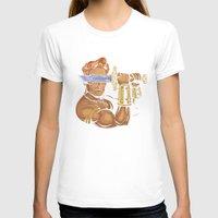 conan T-shirts featuring Late Night Barbarian by Enkel Dika