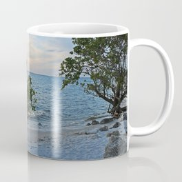 On the Banks of the Peace River Coffee Mug