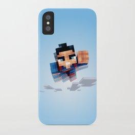 Mine of Steel iPhone Case