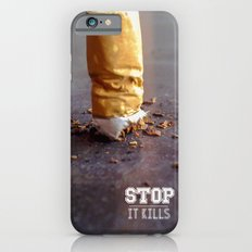 Smoking Kills iPhone 6s Slim Case