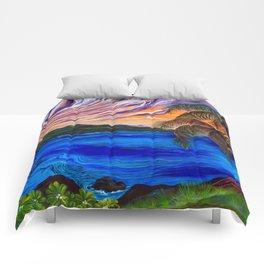 Māhealani Moon Comforters