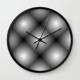 Dangerus Black Wall Clock