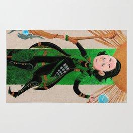 Loki Tarot Rug