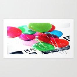 Balloons~ Art Print