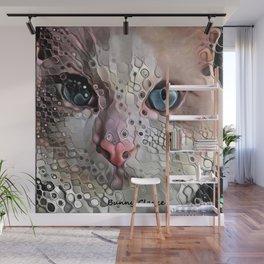 Look Into My Eyes Wall Mural