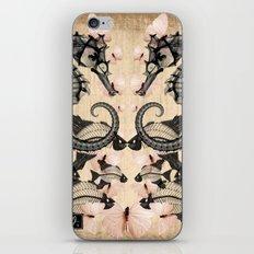 Flying fantasies iPhone & iPod Skin