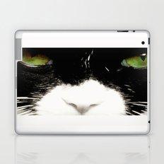 Tuxedo eyes Laptop & iPad Skin