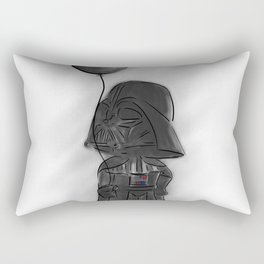 That's no moon Rectangular Pillow