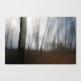 Movement in Nature IV Canvas Print
