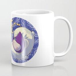 Sleeping Poppette and the Moon Coffee Mug