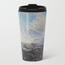 Gaustatoppen Metal Travel Mug