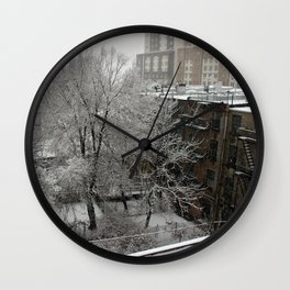 Life In My Big Bad Apple (Pt 35) Wall Clock