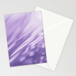 Ultra Violet Palm Tree Pattern| Trendy color of year 2018 Stationery Cards