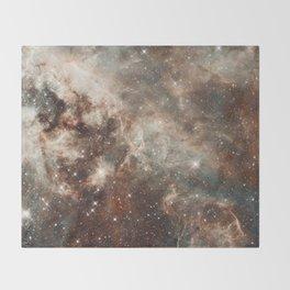 Cloud Galaxy Throw Blanket