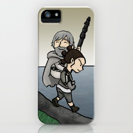 May the force iPhone Case