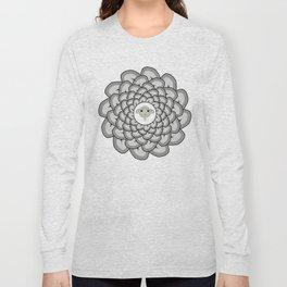 Sheep Ear Art - 2 Long Sleeve T-shirt