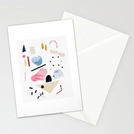 toy piano Stationery Cards