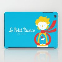 le petit prince iPad Cases featuring Le Petit Prince by Andrea Tobar