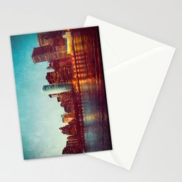 When the Lights Go Out Stationery Cards