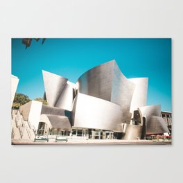 Music Hall Canvas Print