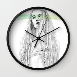 Dreaming of You Wall Clock
