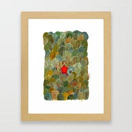 Weavers Framed Art Print