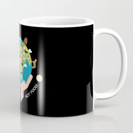 Animals are friends Coffee Mug