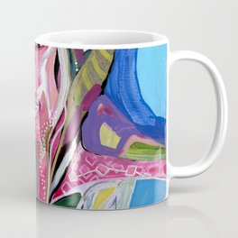 Self-Portrait of a King Coffee Mug