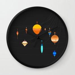 Fishing Big Wall Clock