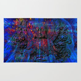 Buddha dream II Rug