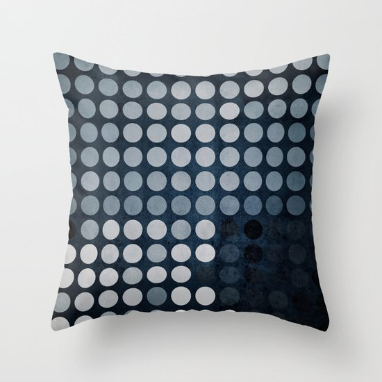 dryb dyts Throw Pillow
