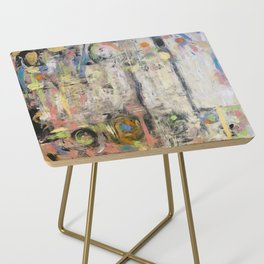 Global Warming Side Table