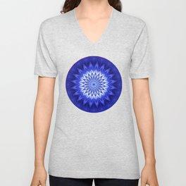 Mandala Recreation Unisex V-Neck