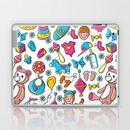 Kidz and toys Laptop & iPad Skin