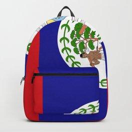 Flag of Belize Backpack