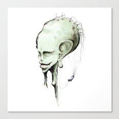 _mind Canvas Print