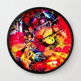 4 Åvengers. Wall Clock