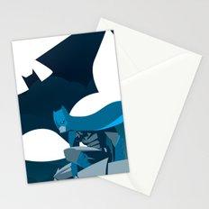 Knight Over Gotham Stationery Cards