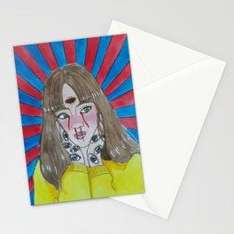 hypnotize me Stationery Cards