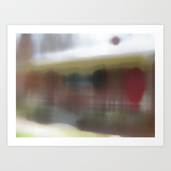 Viewpoint (study) Art Print