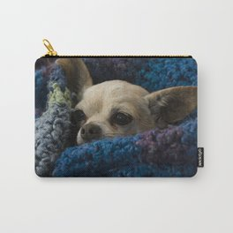 I am little and it's cold! Carry-All Pouch