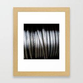 Vinyl Coated Framed Art Print
