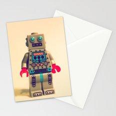 Robot 2000 Stationery Cards