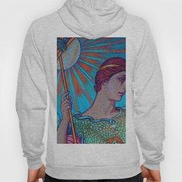 Minerva Goddess Of Wisdom Hoody